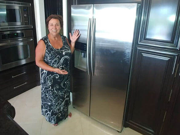 Fridge Repair by Express Repair Winnipeg